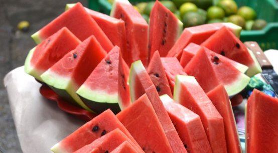 L'anguria, il frutto dalle tante proprietà benefiche
